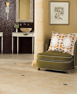 bathroom tile flooring in orange park